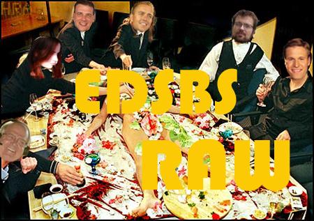EDSBS NAKED SUSHI BUFFET PICKS: WEEK TEN - Every Day