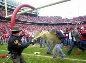 Ohio St Michigan Controversies Football
