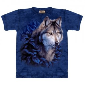 wolf_in_blue_foliage_kids_teens_adults_shirt
