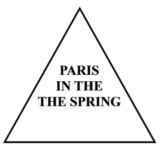 parisinthespring