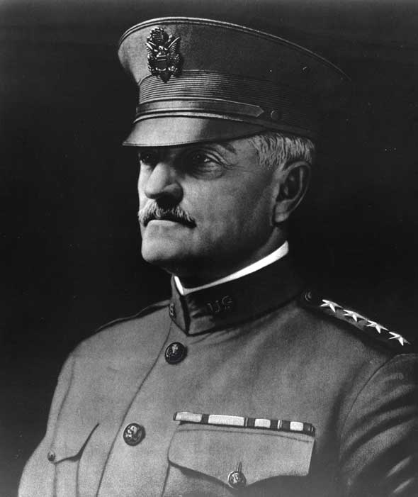 Donald Trump Tweeted John J. Pershing's Untruth Story