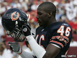 The Chicago Bears Welcome Back Chris Harris Windy City Gridiron