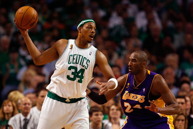 2010 NBA Finals Preview: LA Lakers vs. Boston Celtics - Golden State Of Mind