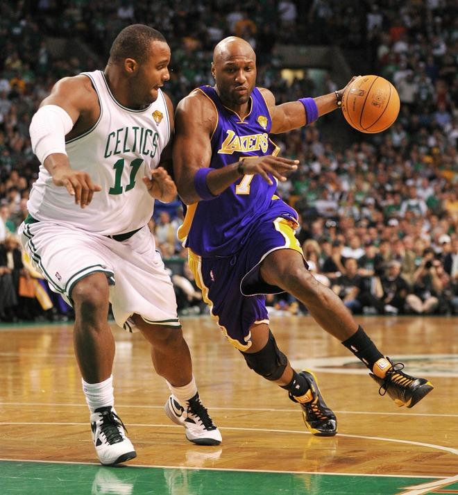 Getty Bkn Nba Final Lakers Celtics Finals Game Ase Boston
