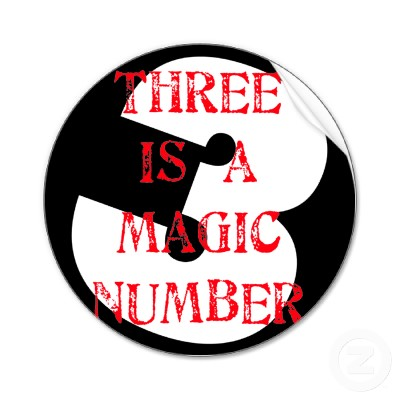 3 magic number