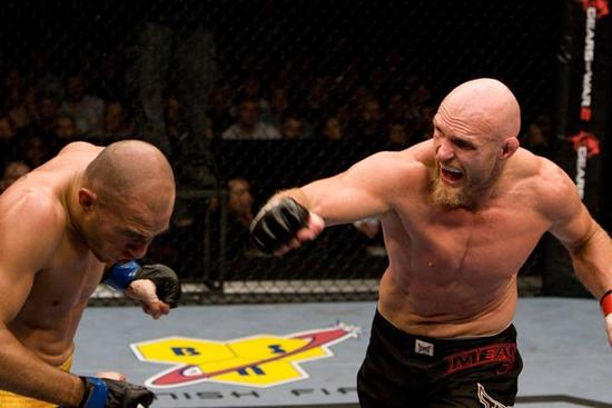Mma quick quote keith jardine is on a mission for Keith jardine