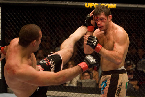 UFC 127: Forrest Griffin vs Rich Franklin in the works for ...