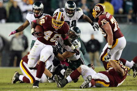 Is Ryan Torain The Answer At Running Back For The Redskins ...