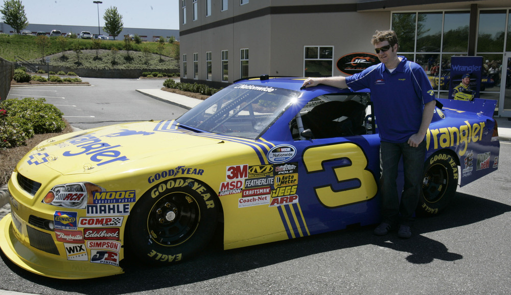 Dale Earnhardt Jr 3 Car