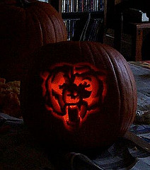 happy halloween bears themed pumpkin templates more windy city
