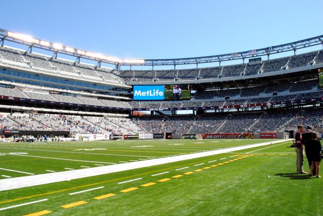 New Giants Stadium