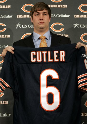 Jay CUTLER Is Not A Quitter, He's A Victim Of The NFL's Moron Soap ...