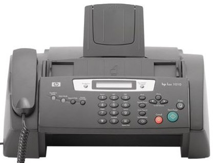where is there a fax machine