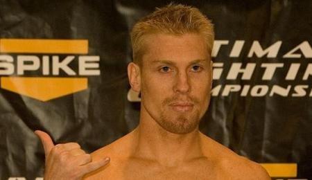 Jeremy Jackson Fighter Ufc Veteran Jeremy Jackson Was