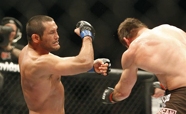 DAN HENDERSON: I plan on pressuring 'Feijao' Cavalcante and trying ...
