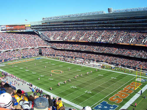Field Today Soldier Field Today