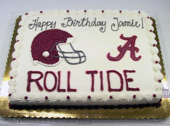 The Cakes of Alabama Roll Bama Roll