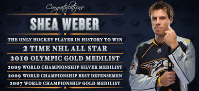 Shea Weber