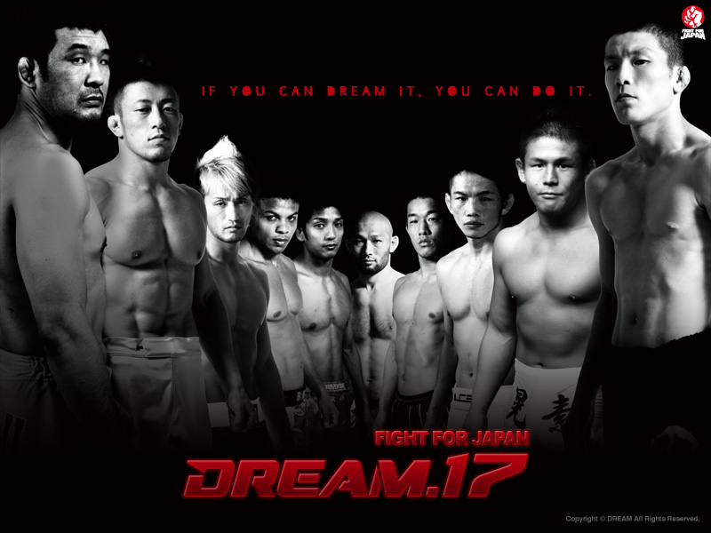 DREAM 17 looks to prove on Sep...
