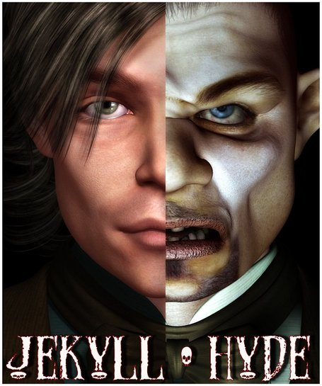 dr jekyll and mr hyde which one is bad