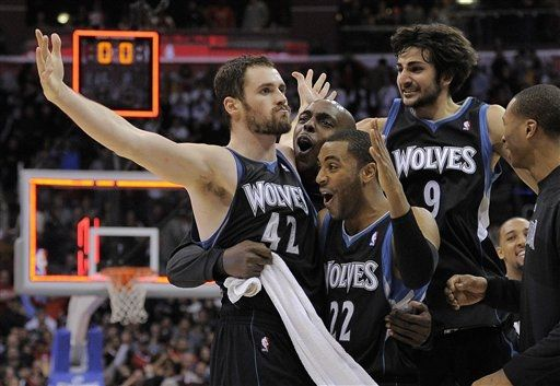 Kevin Love is cooler than you.