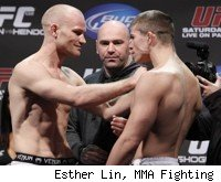 Martin Kampmann takes on Rick Story at UFC 139.