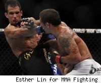 Chad Mendes def. Rani Yahya at UFC 133.
