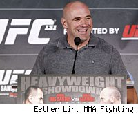 Dana White will answer questions from the media at the UFC 133 post-fight press conference.