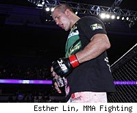Junior dos Santos defeated Shane Carwin at UFC 131.