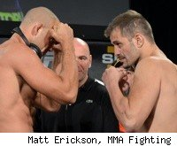 Kyle Kingsbury vs. Fabio Maldonado at TUF 13 Finale.