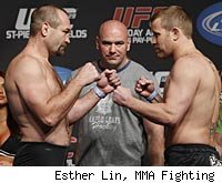 Jason Brilz vs. Vladimir Matyushenko is a fight on the UFC 129 main card.
