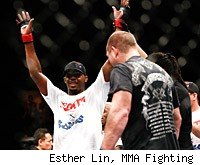 Watch Jon Jones and other UFC stars live online at UFC 128.