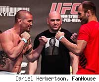 Chris Lytle vs. Brian Ebersole is a fight on the UFC 127 main card.