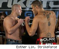 Fedor vs. Silva is the main event of the Strikeforce: Fedor vs. Silva card.