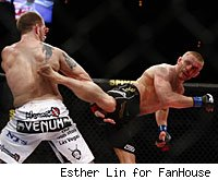 Dennis Siver and Spencer Fisher