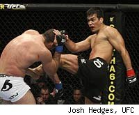 Lyoto Machida vs. Shogun Rua at UFC 104