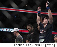 Chris Wediman defeated Demian Maia via split decision at UFC on FOX 2 on Saturday night.