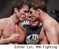 Chael Sonnen faces Michael Bisping at UFC on FOX 2 in Chicago.