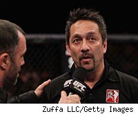 Mario Yamasaki decided to disqualify a fighter during UFC 142.
