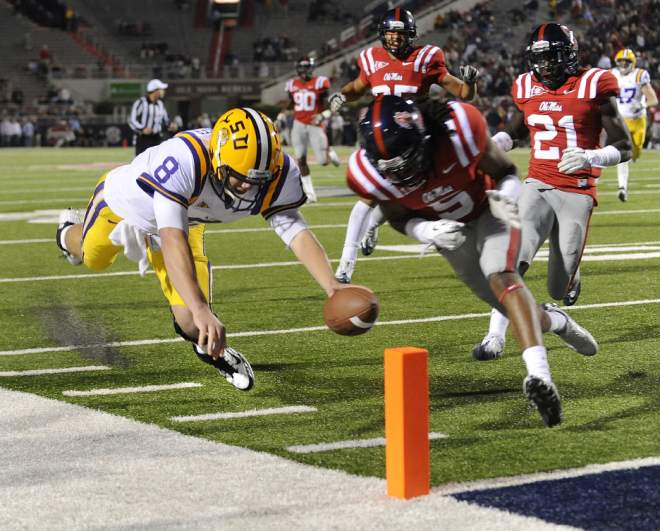 Previewing The 2012 LSU Football Depth Chart The Offense And The