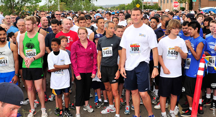Mark Your Calendars For The 3rd Annual Philip Rivers 5k