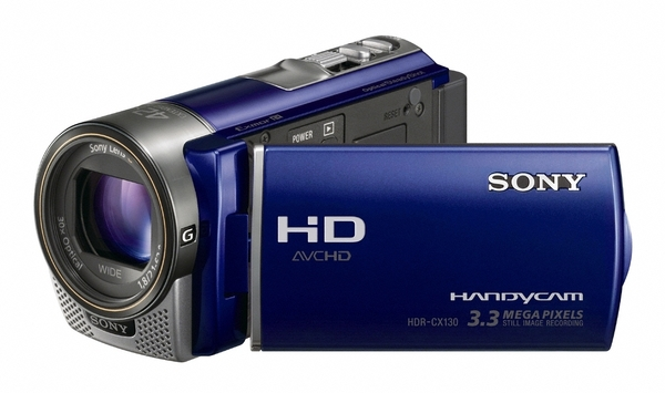 Sony-hdr-cx130