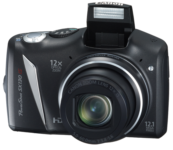 Canon powershot sx130 is