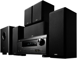 Denon-dht-391xp-home-theater