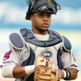Carlos_santana_ties_home_run_record_as_aeros_demol
