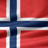 Rippled-norwegian-flag-720
