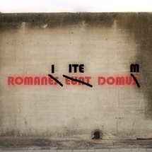 Romani_ite_domum