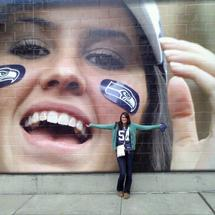 Stephanie_in_front_of_her_wall_in_seattle