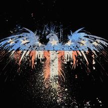 American-eagle-background