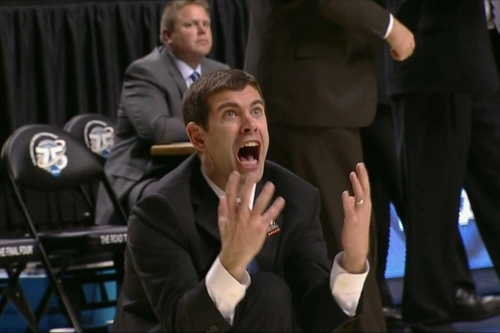 NCAA Tournament: Brad Stevens Meme Goes Viral (VIDEO)